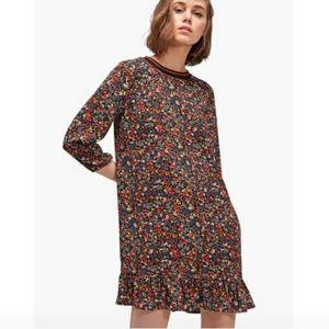 STRADIVARIUS Floral Dress